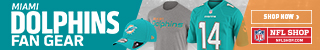 Shop for official Miami Dolphins fan gear and authentic collectibles at NFLShop.com